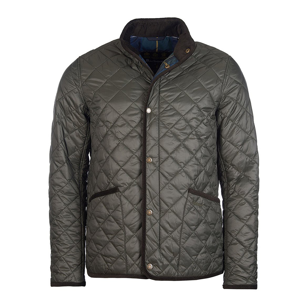 Barbour Koppel Quilted Jacket  Olive
