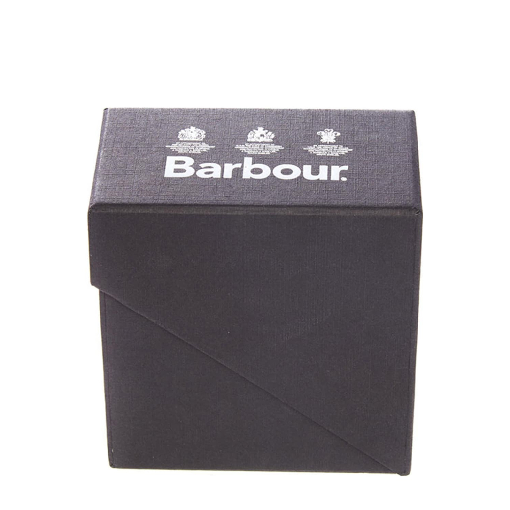 Men's Barbour Tartan Belt Gift Box