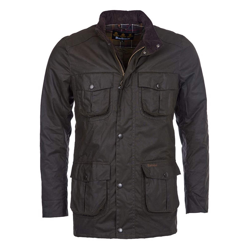 Barbour Corbridge Wax  Olive