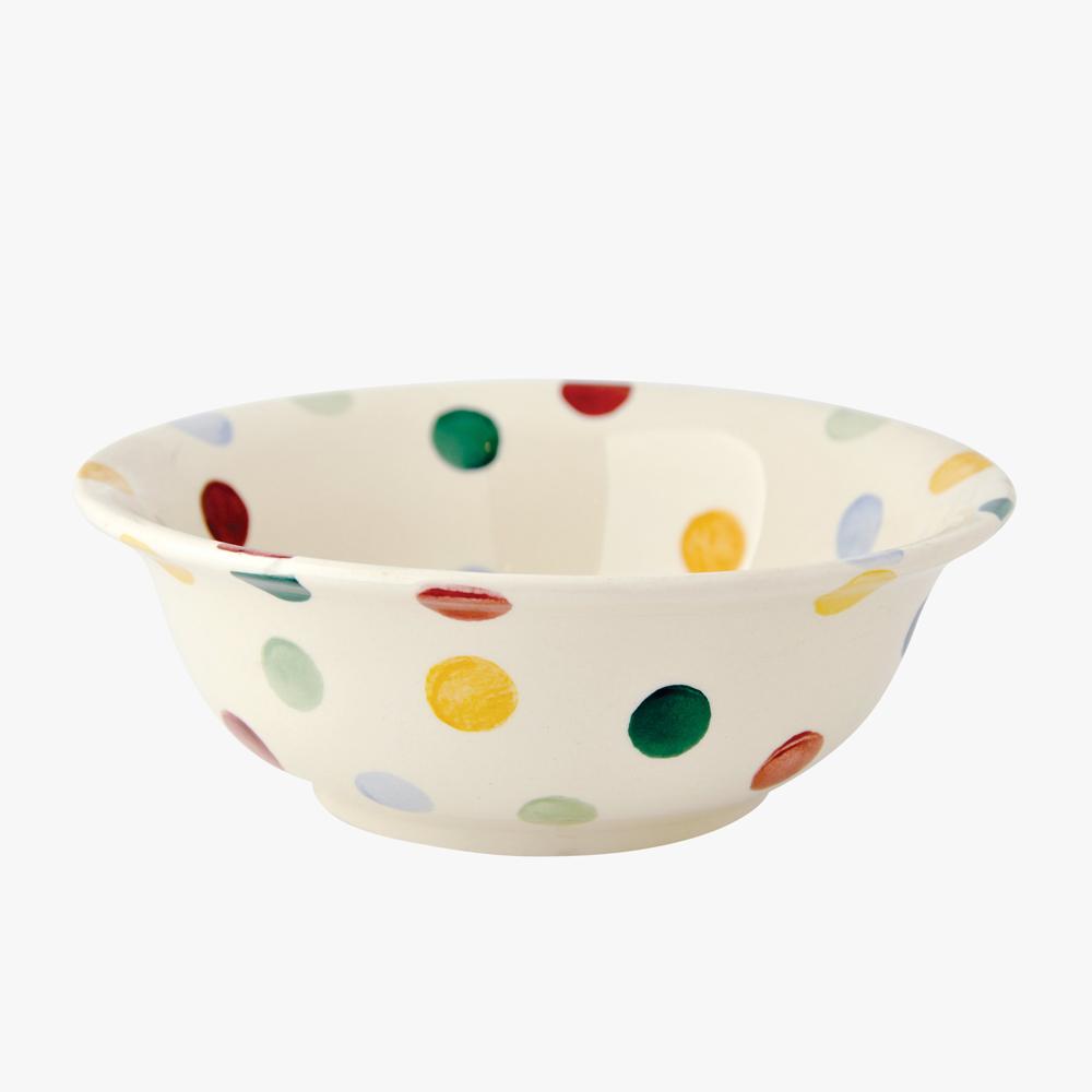 Emma Bridgewater Polka Dot Cereal Bowl