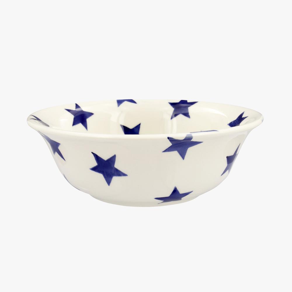 Emma Bridgewater Blue Star Cereal Bowl