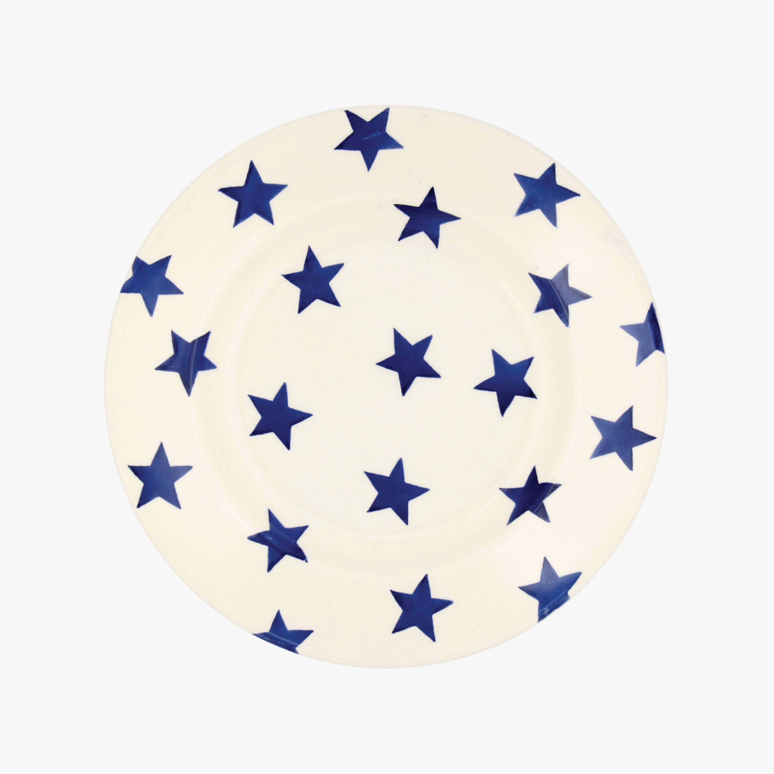 Emma Bridgewater Blue Star 8 1/2
