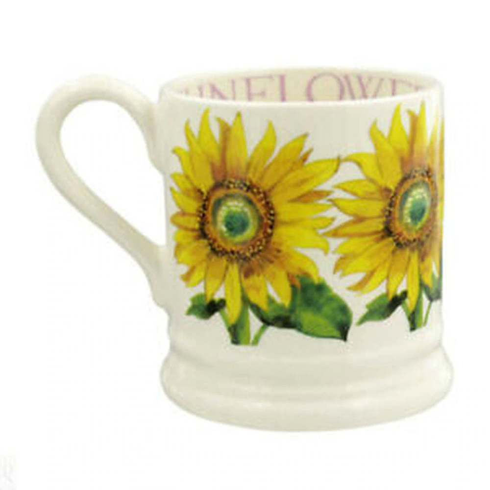 Emma Bridgewater Sunflowers 1/2 Pint Mug