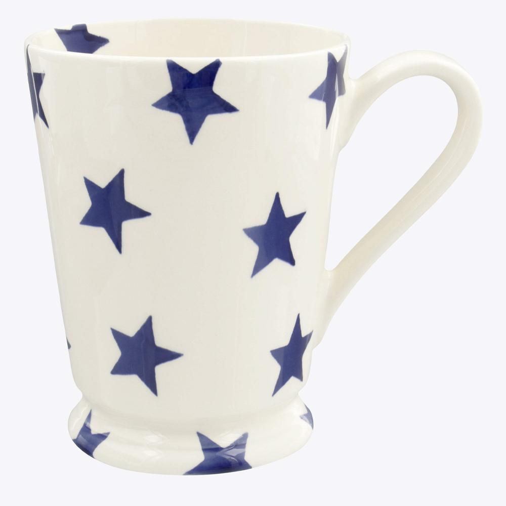 Emma Bridgewater Blue Star Cocoa Mug