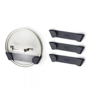 Joseph Joseph CupboardStore™ Set of 4 Pan Lid Holders