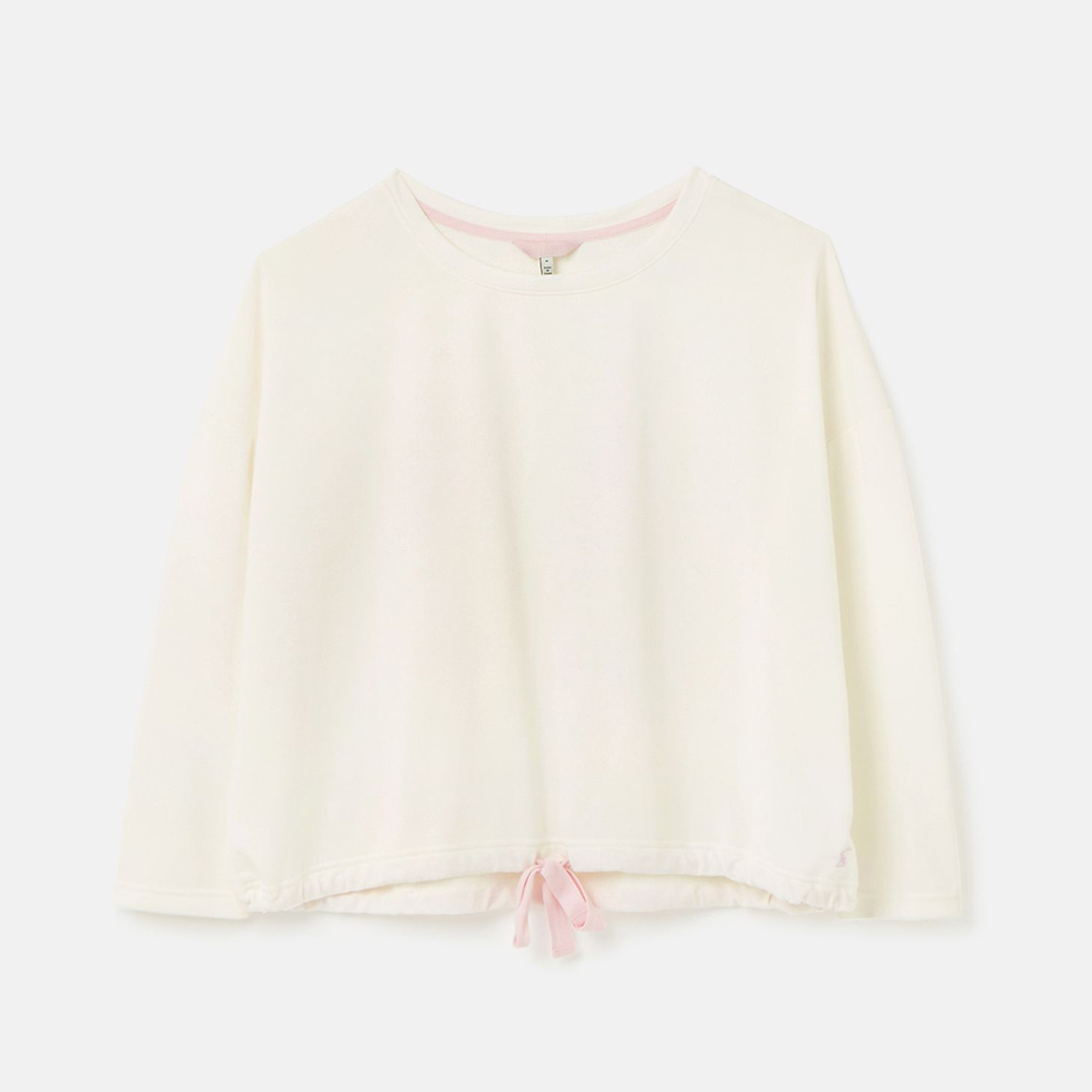 Joules Harlee Dropped Shoulder Jersey Top