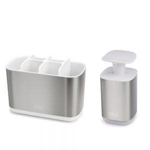 Joseoh Joseph 2-piece Bathroom Sink Set