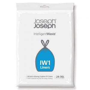 Joseph Joseph IW1 Custom-fit 20 Bin Liners