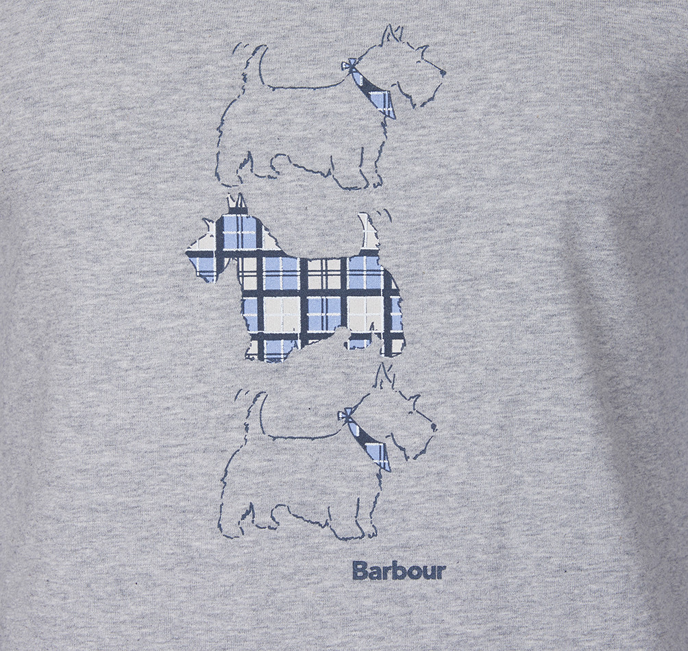 BARBOUR LOSSIE T-SHIRT