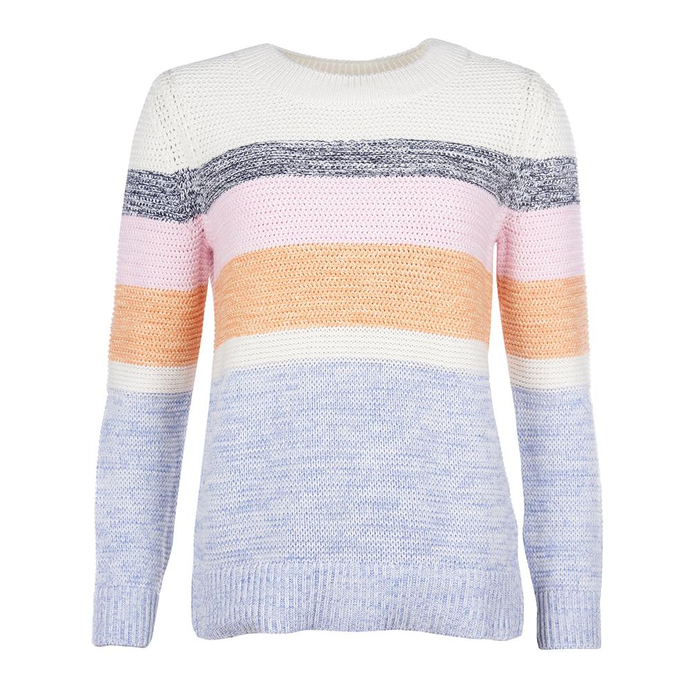 Barbour Seaford Knit Cream