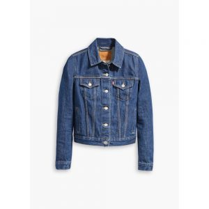 Levi's® Original Trucker Clean Dark Authentic