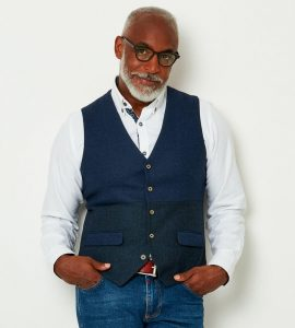 Joe Browns Confidently Cool Waistcoat