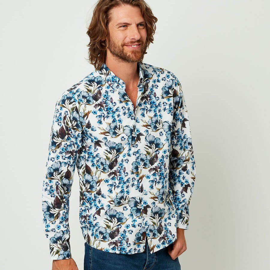 Joe Browns Fabulous Floral Shirt