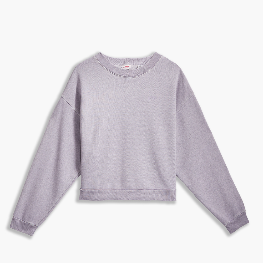 Levis Diana Crew Heather Lavender Frost