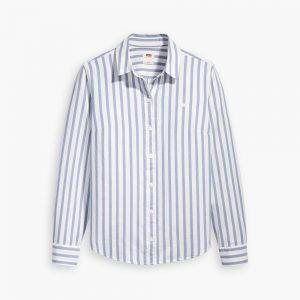 The Classic Shirt Blue