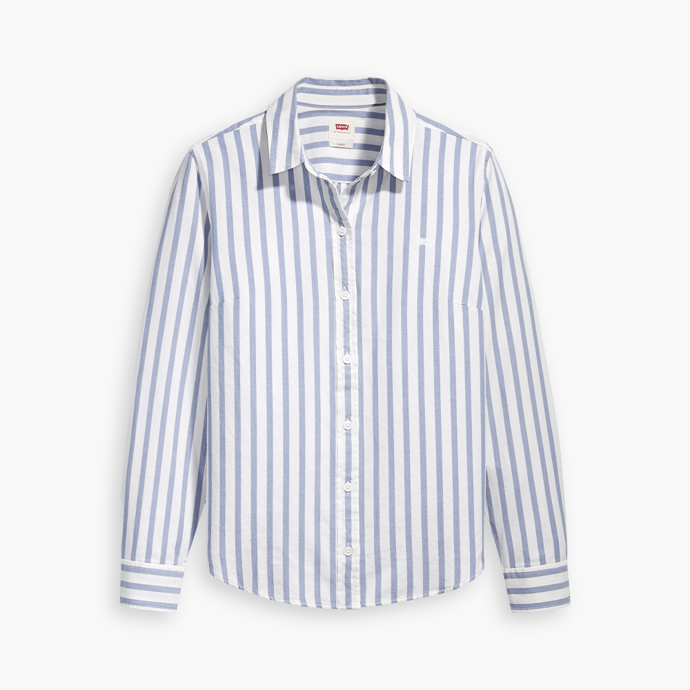 The Classic Shirt Blue