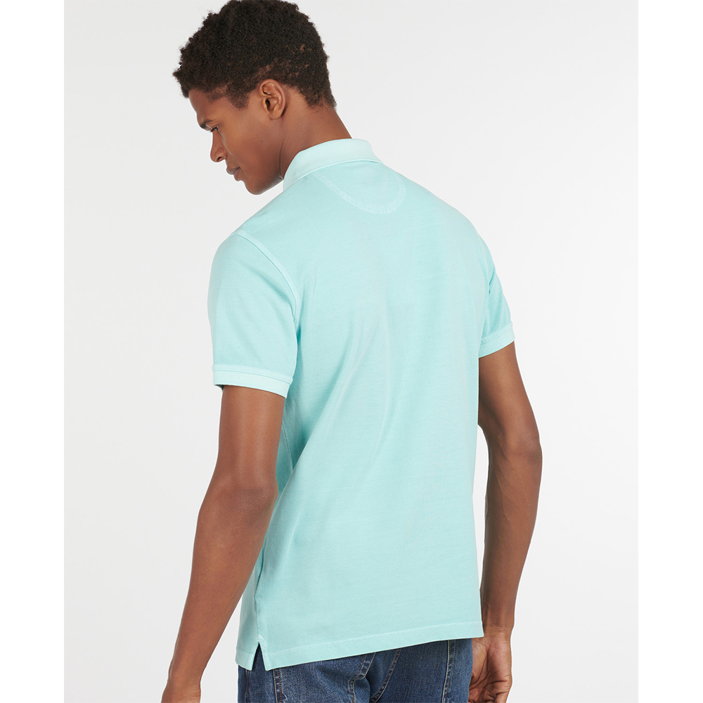 Barbour Washed Sports Polo
