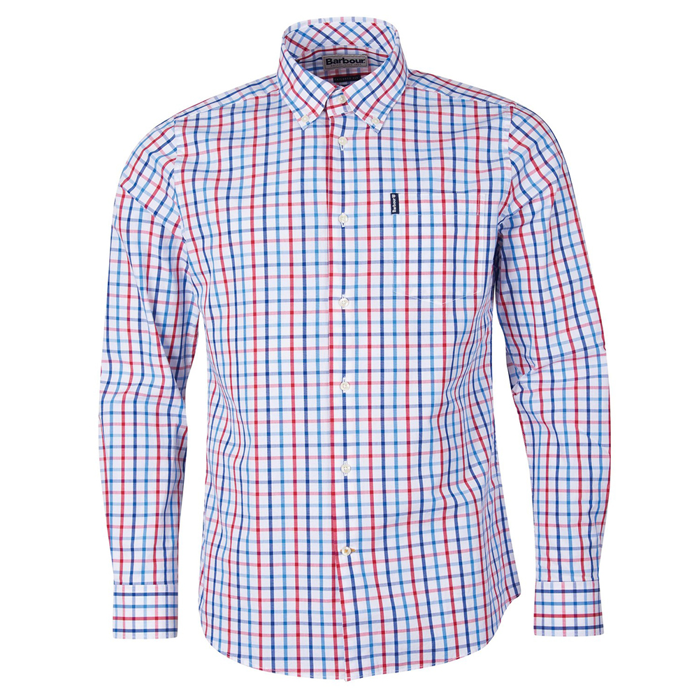Barbour Tattersall 15 Tailored Shirt