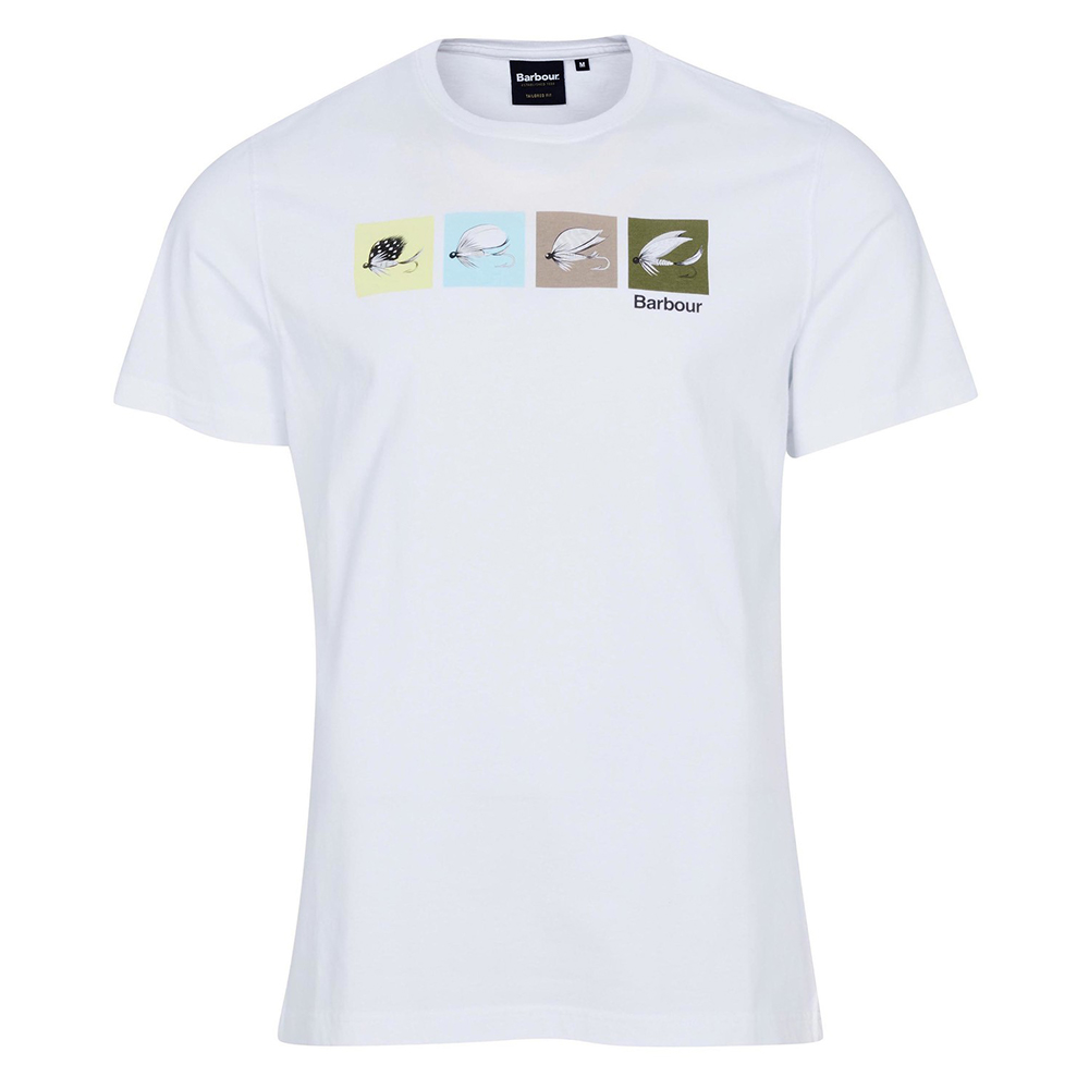 Barbour Fish Fly Tee