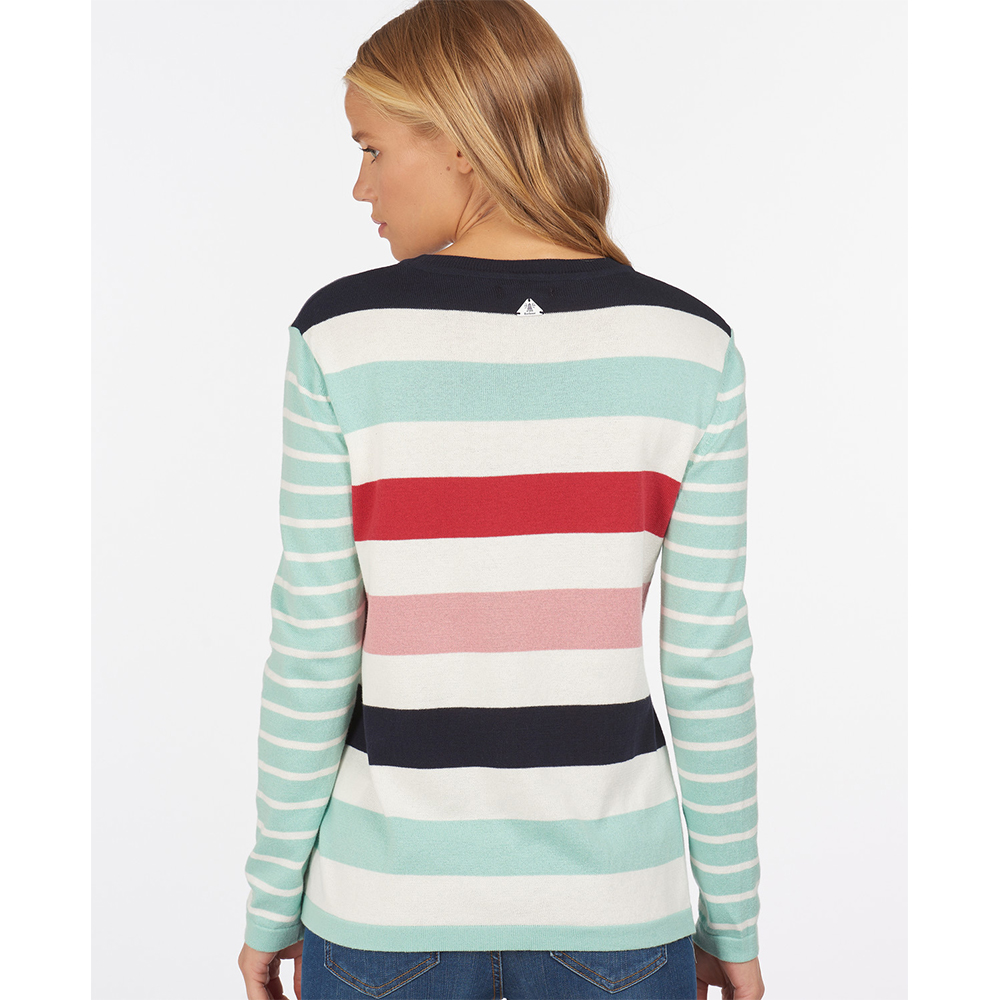 Barbour Padstow Knit   Multi   Multi/8
