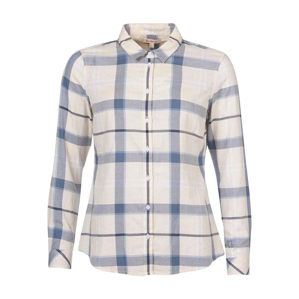 Barbour Bredon Shirt Mist/Cl Mist/Cloud/8