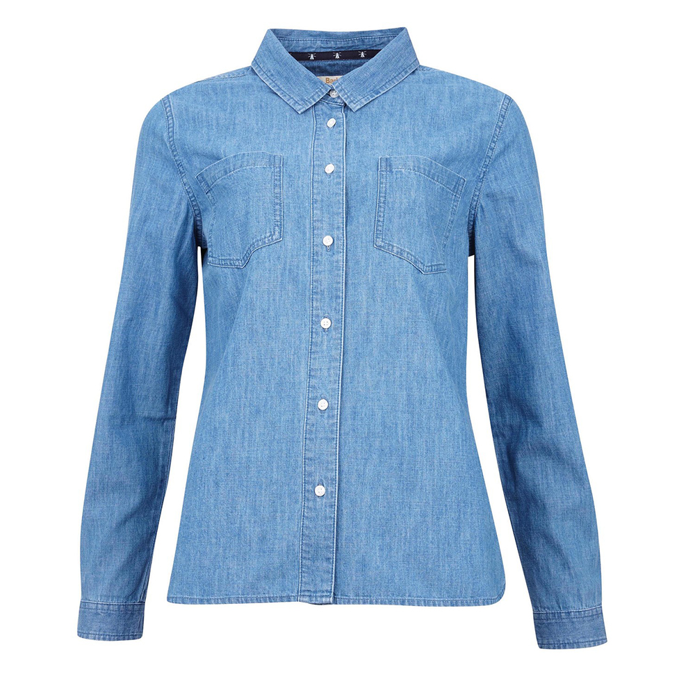 Barbour Tynemth Shirt  Authent Authentic Wash/8