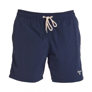 "Barbour Logo 5"" Swim Shorts"