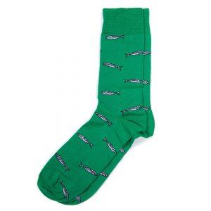 Barbour Sardine Socks