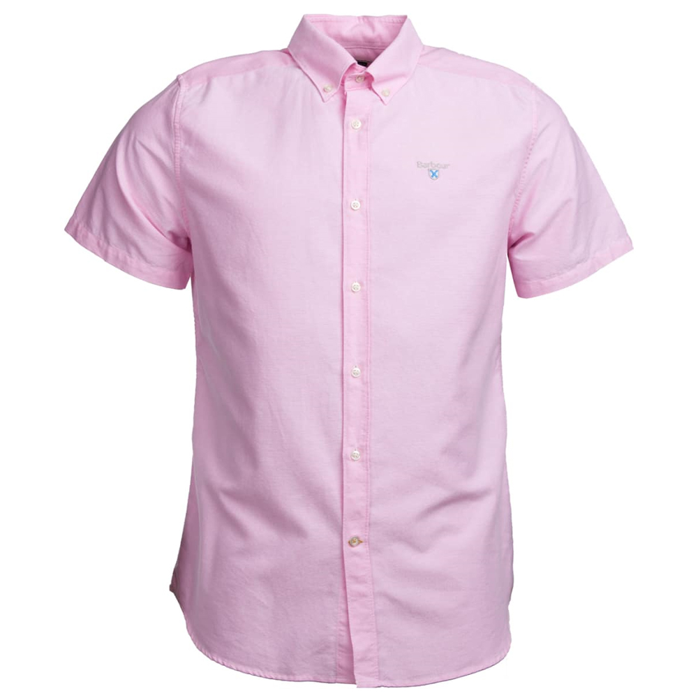 Oxford 3 Short Sleeved Tailored Shirt
