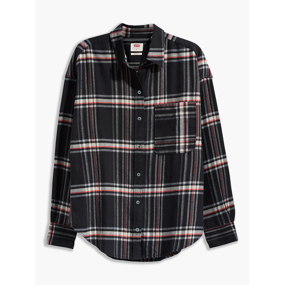 Levi's® The Relaxed Shirt Whittier Caviar