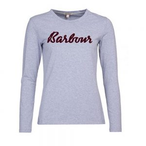 Barbour Rebecca Long Sleeve Tee