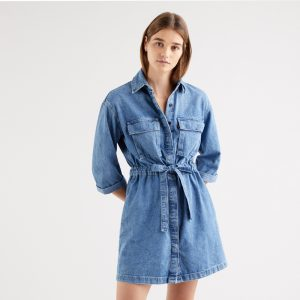 Levi's® Ainsley Utility Denim Dress