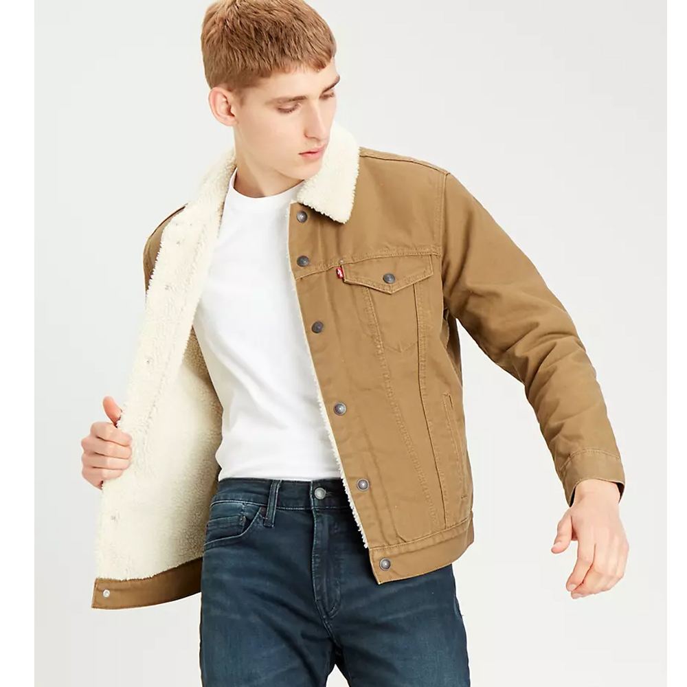 Levi's®The Sherpa Type III Trucker Jacket