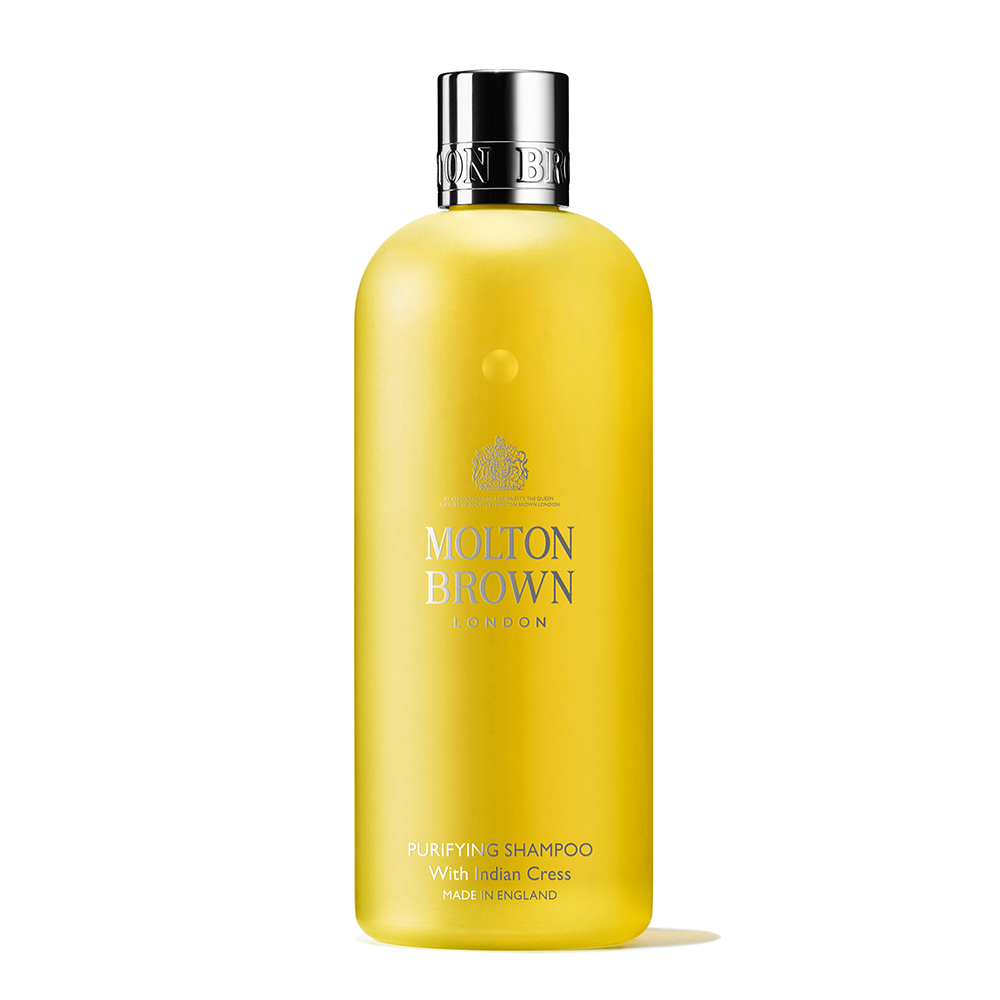 Molton Brown Purifying Shampoo With Indian Cress