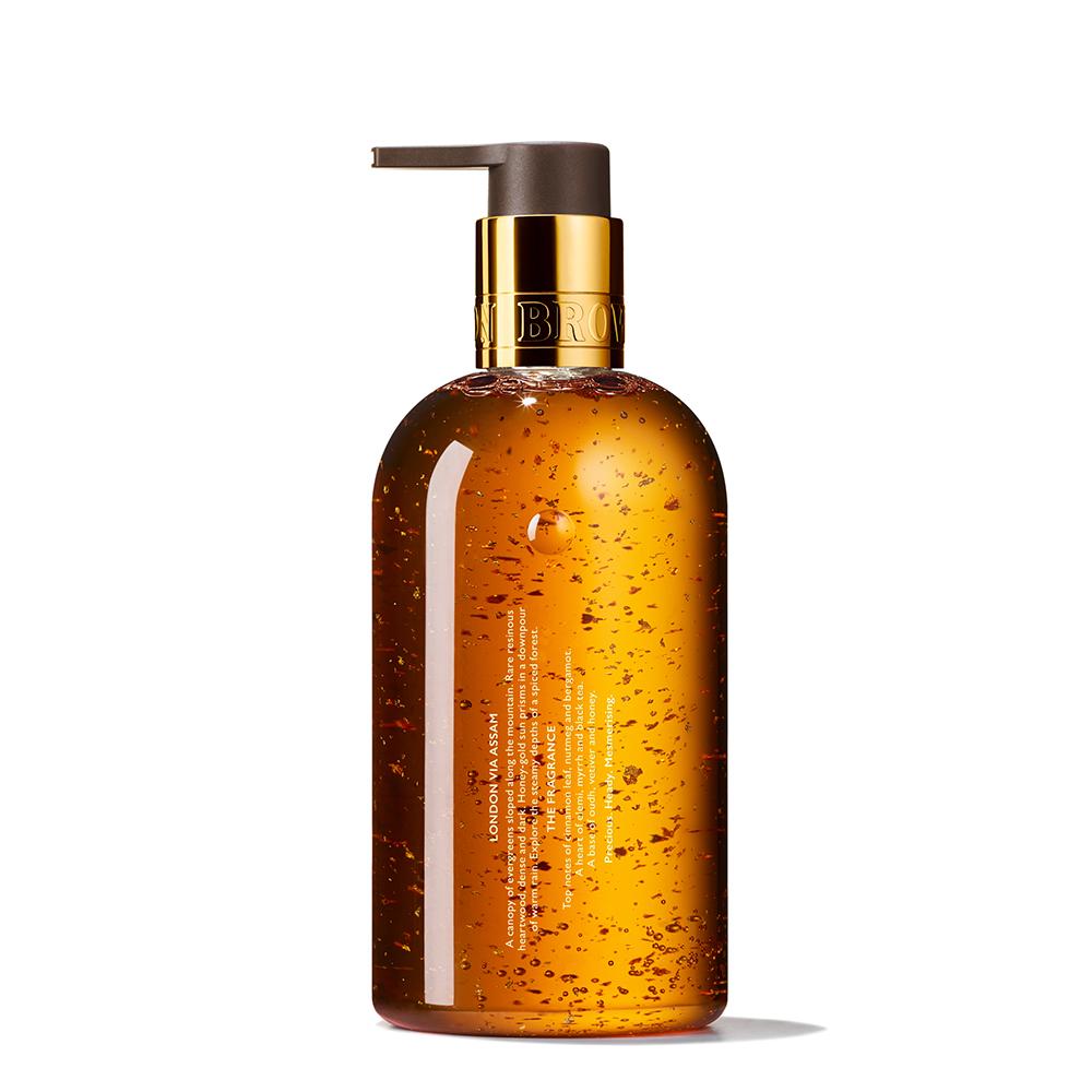 Molton Brown Mesmerising Oudh Accord & Gold Fine Liquid Hand Wash