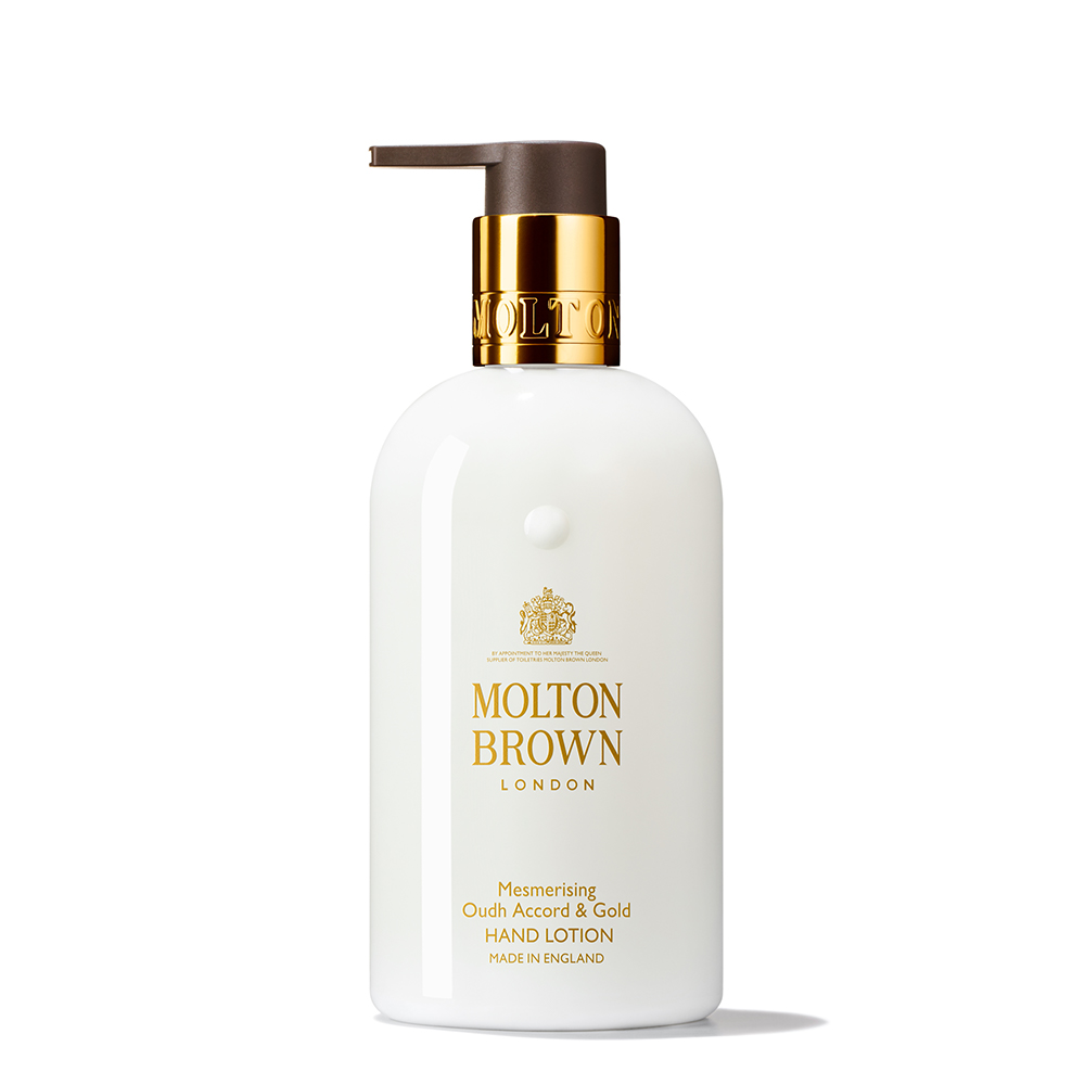 Molton Brown Mesmerising Oudh Accord & Gold Hand Lotion