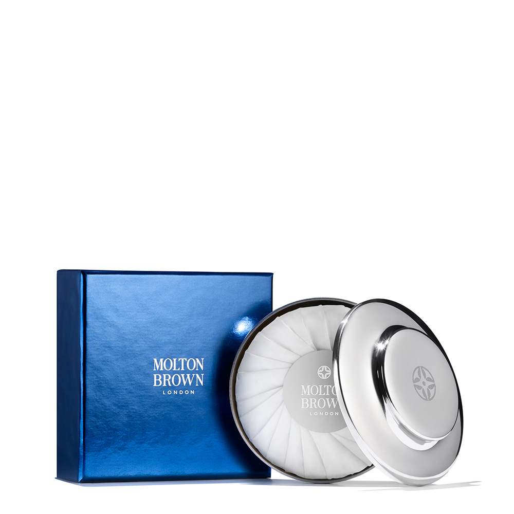 Molton Brown Shaving bowl with soap
