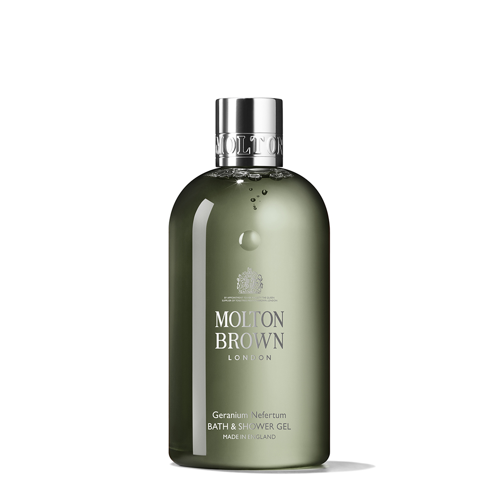 Molton Brown Geranium Nefertum Bath & Shower Gel
