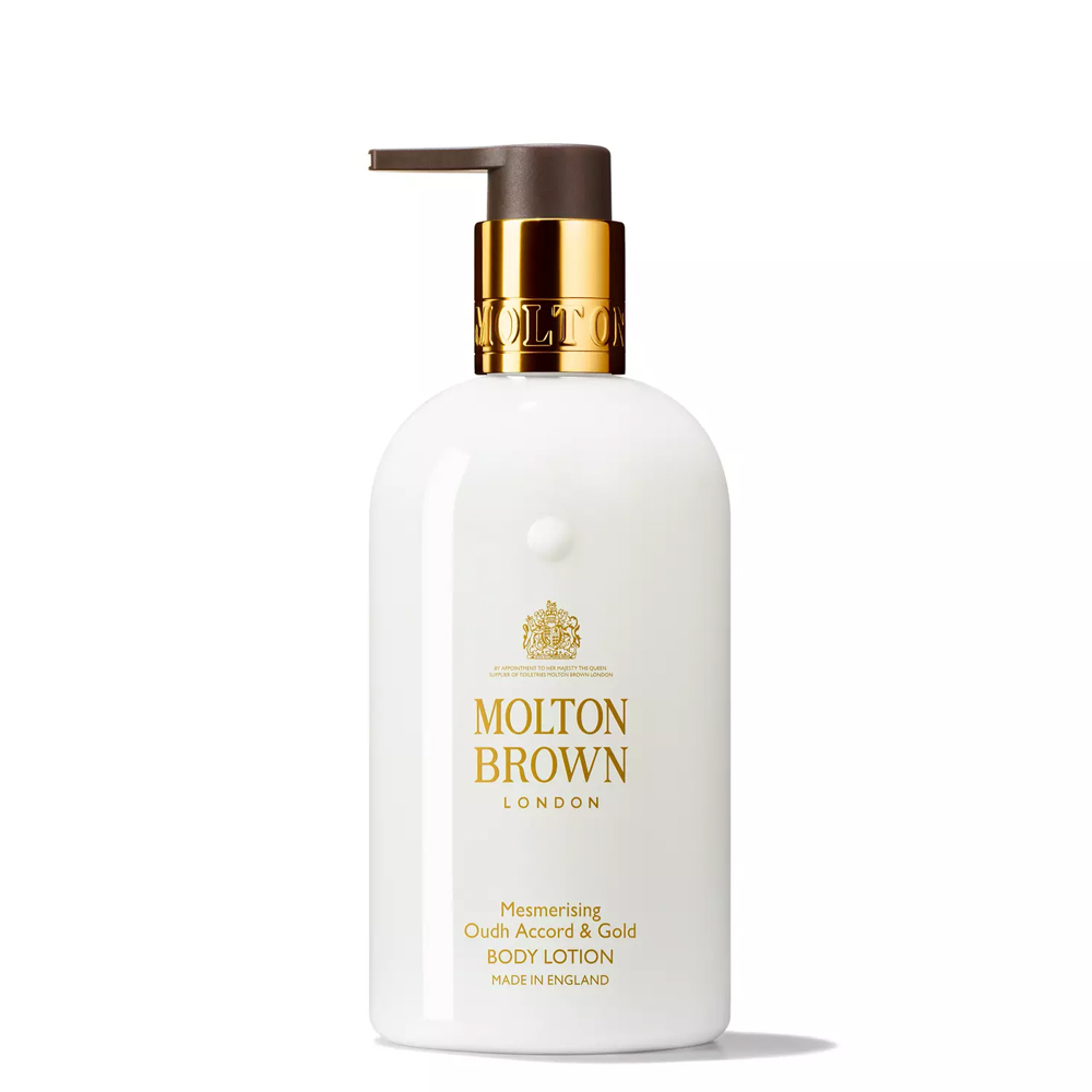 Molton Brown Mesmerising Oudh Accord & Gold Body Lotion