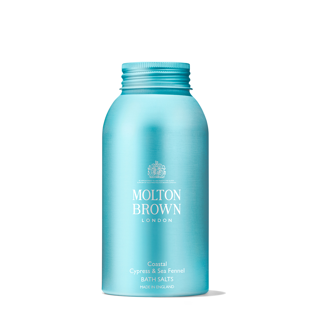 Molton Brown Coastal Cypress & Sea Fennel Bath Salts