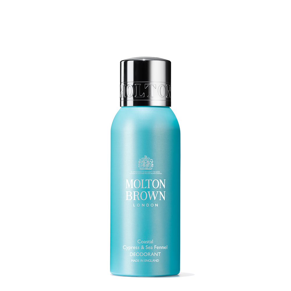 Molton Brown Coastal Cypress & Sea Fennel Deodorant