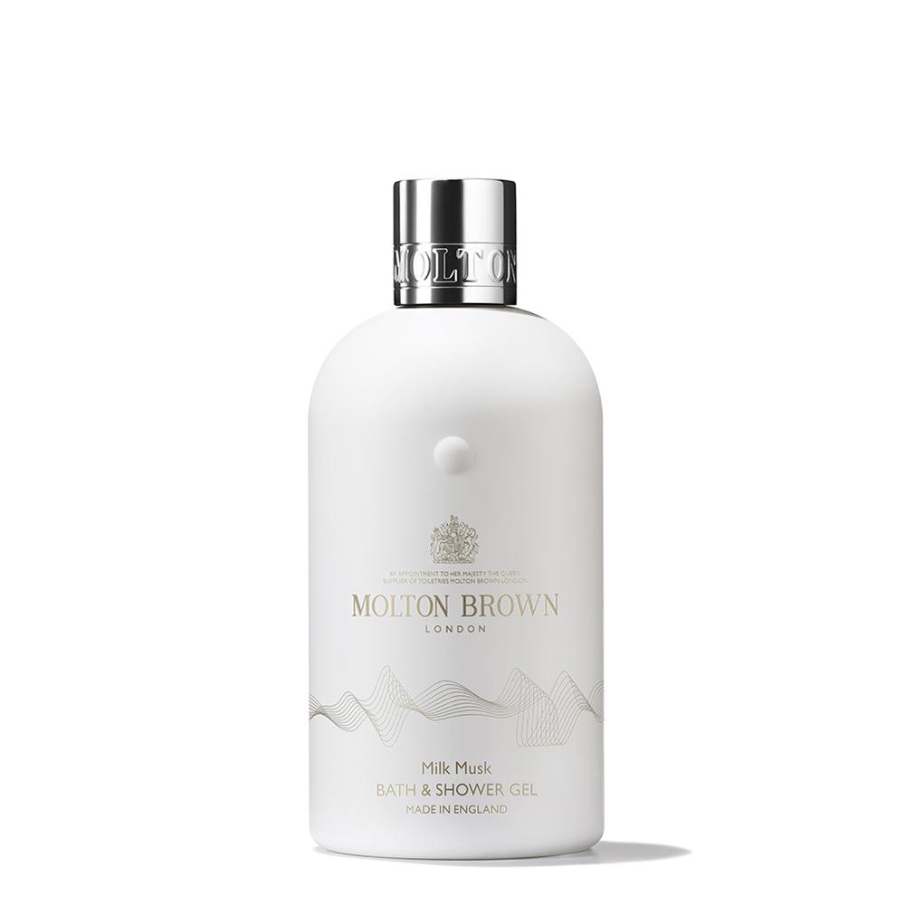 Molton Brown Milk Musk Bath & Shower Gel