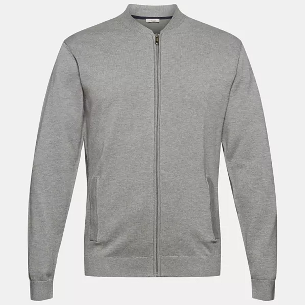 Esprit Zip Knitted Jacket