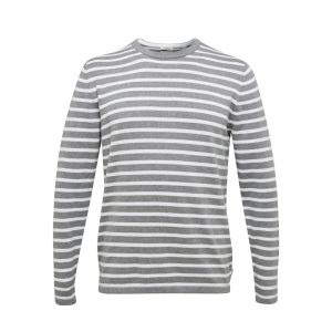 Esprit Striped jumper made of 100% organic cotton