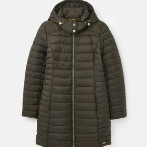 Joules  Canterbury Long Long Luxe Puffer Straight