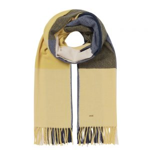 Joules Farah Check Scarf