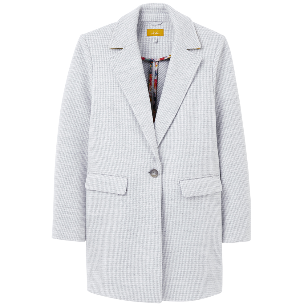 Joules Eve Wool Coat
