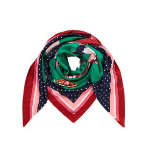 Joules Agatha Large Square Scarf