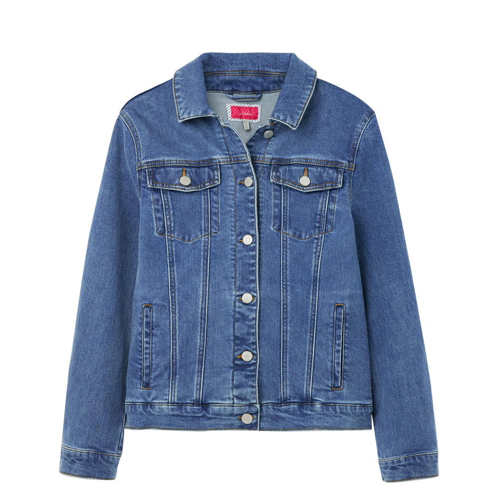 Joules Arkley Relaxed Denim Jacket