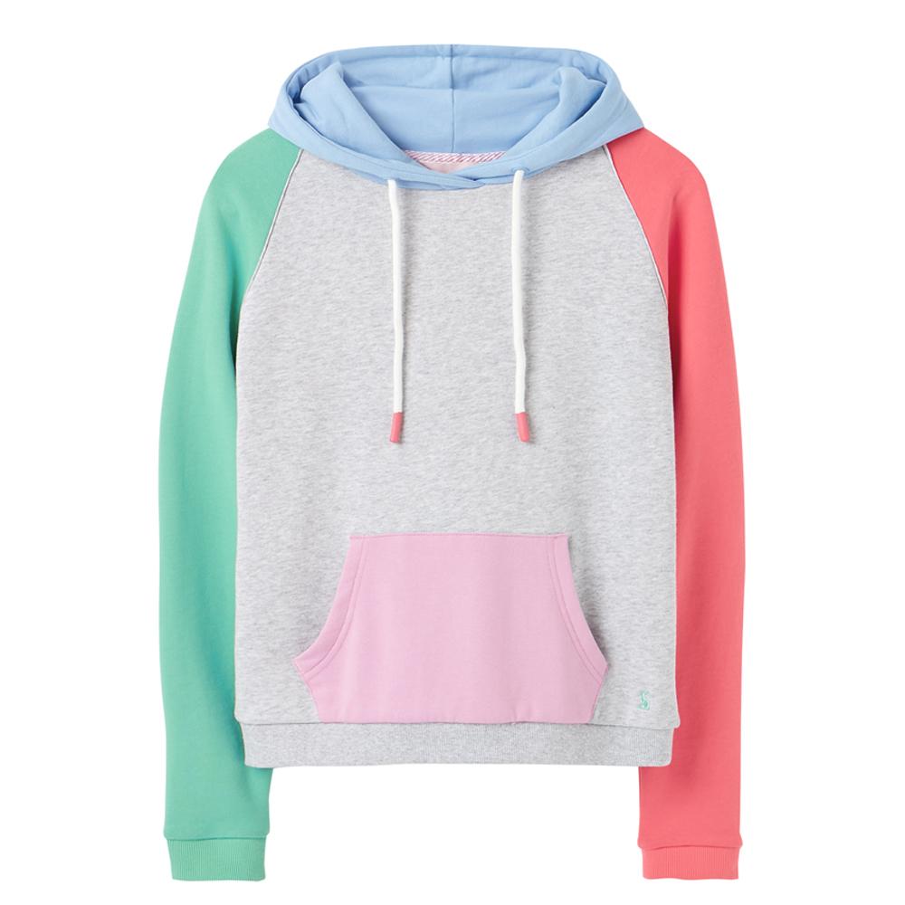 Joules Raglan Hooded Sweatshirt
